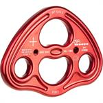 DMM Bat Rigging Plate, Small Red