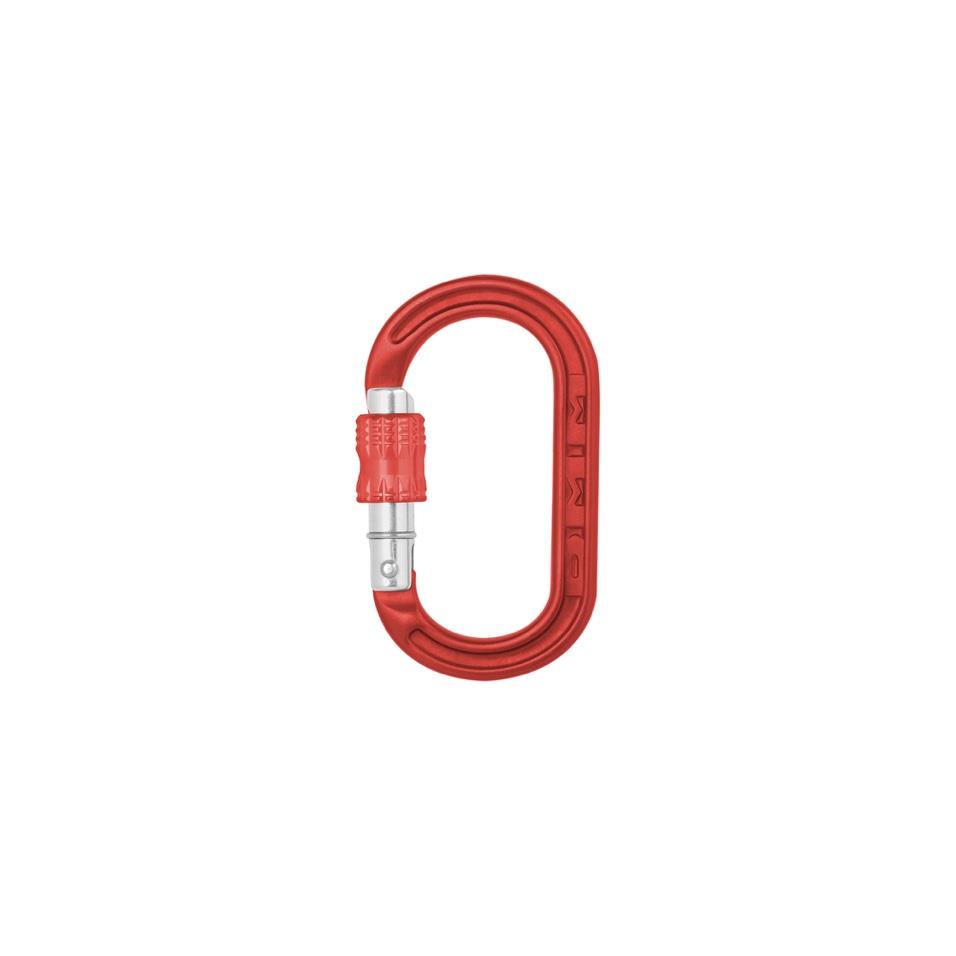 DMM XSRE Locking Carabiner Red